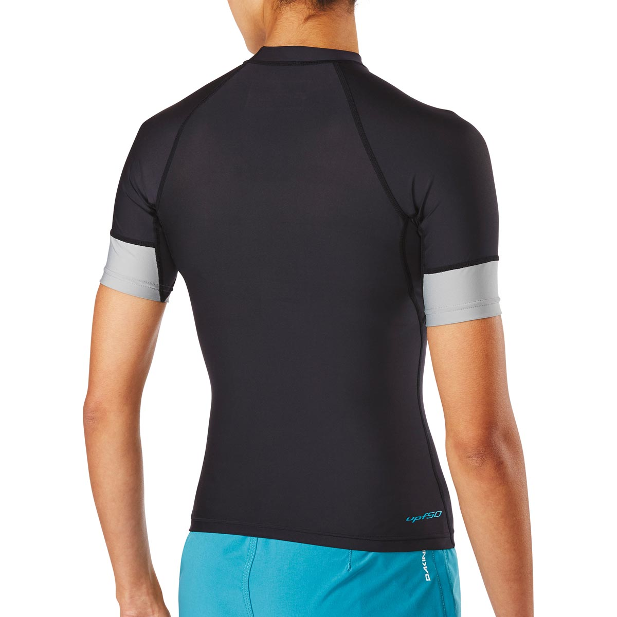 Weiterer Wassersport Dakine FLOW Damen Lycra Rash Guard Surfshirt Badeshirt Strandshirt Shirt Bekleidung